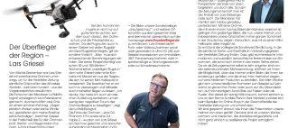 Hersfelder Zeitung – Der Überflieger der Region – Lars Griesel – 26.09.2017