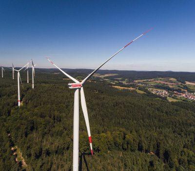 Windkrafträder Bad Hersfeld/Ludwigsau