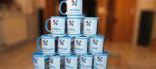 Tassen für Ludwigsauer Ortschaften